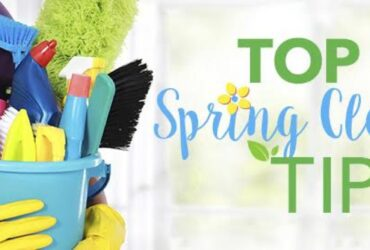 Great Tips on Home Cleaning This Spring